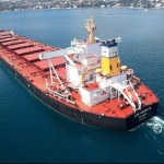 Baltic index edges up on firm panamax, supramax rates