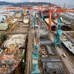 Korean shipbuilders in difficulty amid slowdown