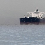 Iranian tanker discharges oil into storage in China ahead of US Sanctions