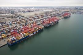 Port of Long Beach/Aerials