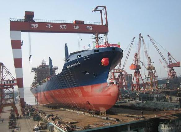 Chinese Shipbuilder to Cut 2,000 More Jobs | Shipping Herald