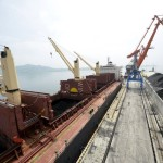 China Jan-April coal imports up 33.2 pct