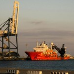 Striking dockers shut down port of Limassol