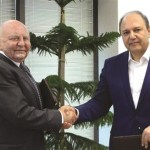 Arkas signs shipping MOU with IRISL
