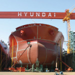 HHI suffers huge loss from delay in ship construction