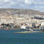 """""""Panagia Tinou"""" ferry docked in Piraeus sinking (pic)"""