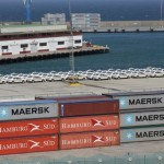 Maersk orders five 2,200 teu feederships at Jiangnan