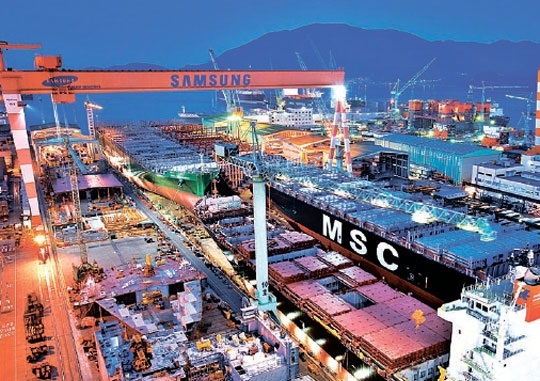samsung_ship_building