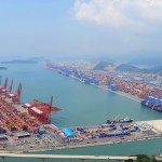 Coronavirus disrupts global container shipping trade