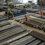 China's steel supply squeeze lifts rebar, iron ore for 4th day
