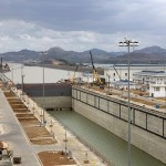 Panama Canal expansion unleashes port battles