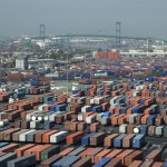 July Container Volumes Dip in Long Beach