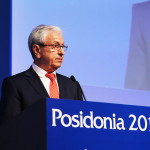 Posidonia 2016: Th. Veniamis urges EU to stop investigation into Greek shipping taxation