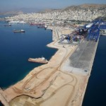 Piraeus Terminal eyes first place in Med container traffic by 2019