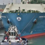 Maran Gas Apollonia first LNG carrier through expanded Panama Canal