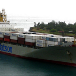 Matson profit falls; China service back to normal volume in March