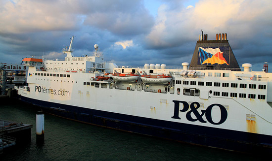 P o ferries sees record zeebrugge tilbury volumes shipping herald - Where is zeebrugge ferry port ...