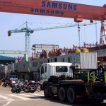 Samsung Heavy to bag 210 bln-won deal for LNG carrier
