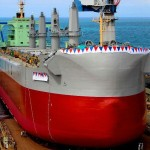 Japan's biggest shipbuilders team up to rival megamergers