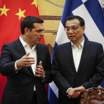 Chinese and Greek premiers discuss extending ties