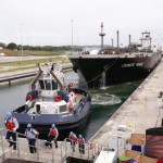 Big oil tankers' need for retrofit delays use of new Panama Canal