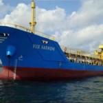 Oil tanker hijacked