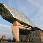 Hadid's Port House opens in Antwerp