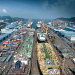Korean Shipyards in Battle with Chinese Rivals