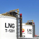 China's August LNG imports rise on pipeline outage
