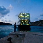 Greek Ferry Strike 22-24th September