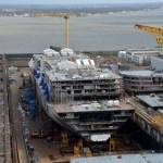 Shipyard groups Damen, Fincantieri potential STX France buyers