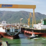 S. Korean Shipbuilders clinch orders in May