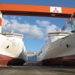 Japan's Mitsubishi Heavy Industries Considering Shipbuilding Options