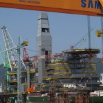 Samsung Heavy: $776.8 mln order for LNG facility cancelled