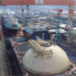 Japanese shipbuilders look for smoother sailing in other sectors – report