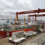 New building price hike heralds mild recovery in shipbuilding sector