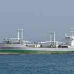 Saronic Breeze reefer hijacked off Benin; three crew taken hostage