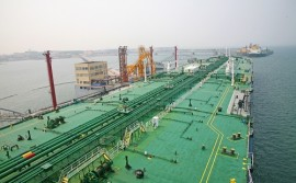 crude oil export korea