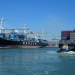 Hanjin ship to call Long Beach for empty box pick-up