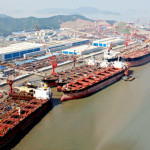 Cosco Corp. and European owner agree to extend delivery date for bulker