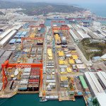 S. Korea: Big three shipbuilders rake in surpluses this year