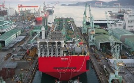 Korea Shipyard Samsung