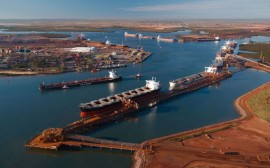 Port Hedland_iron ore
