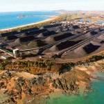 Coal exports from Australia's Queensland state hit record high in 2016