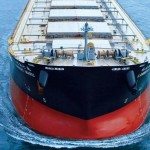 MOL Leads Joint Study of LNG-fueled Capesize Bulker