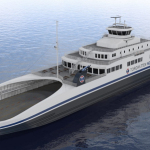 Vard secures deal to build 2 LNG ferries
