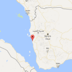 Two killed in attack on Saudi warship off Yemen