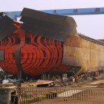 Chinese shipyard newbuild orders down