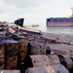 Surging steel price boosts scrap value of redundant containerships