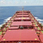 Baltic index down for third day on weaker rates for larger vessels